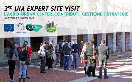 """5 Giugno 2018 - Giornata a Monterusciello dal titolo """"L'Agro-Urban Center: contributi, gestione e strategie"""""""